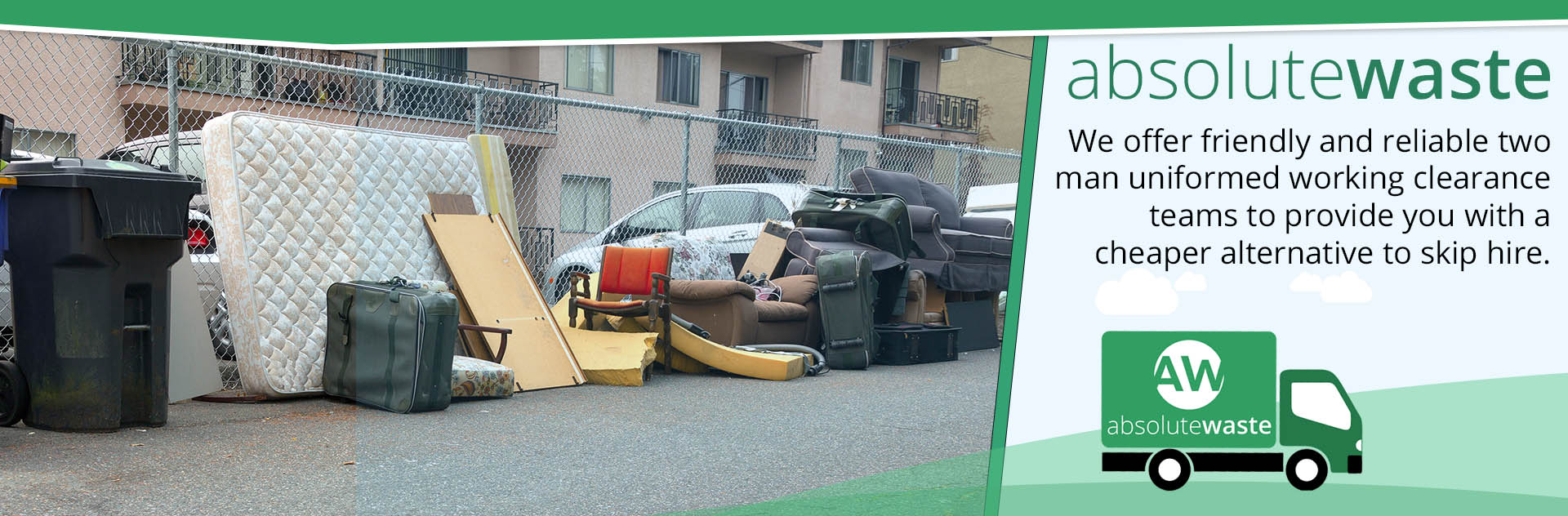 Waste removal for homes